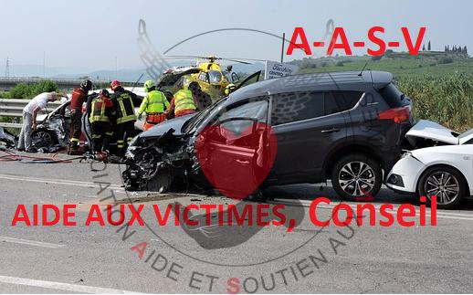 Victimes d' accident de la route vos devoirs vos droits